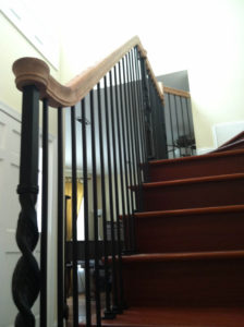 stairs and railings contractors NC