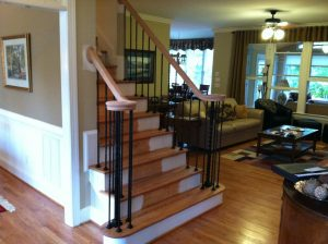 nstall or Replace Wood Stairs and Railings NC