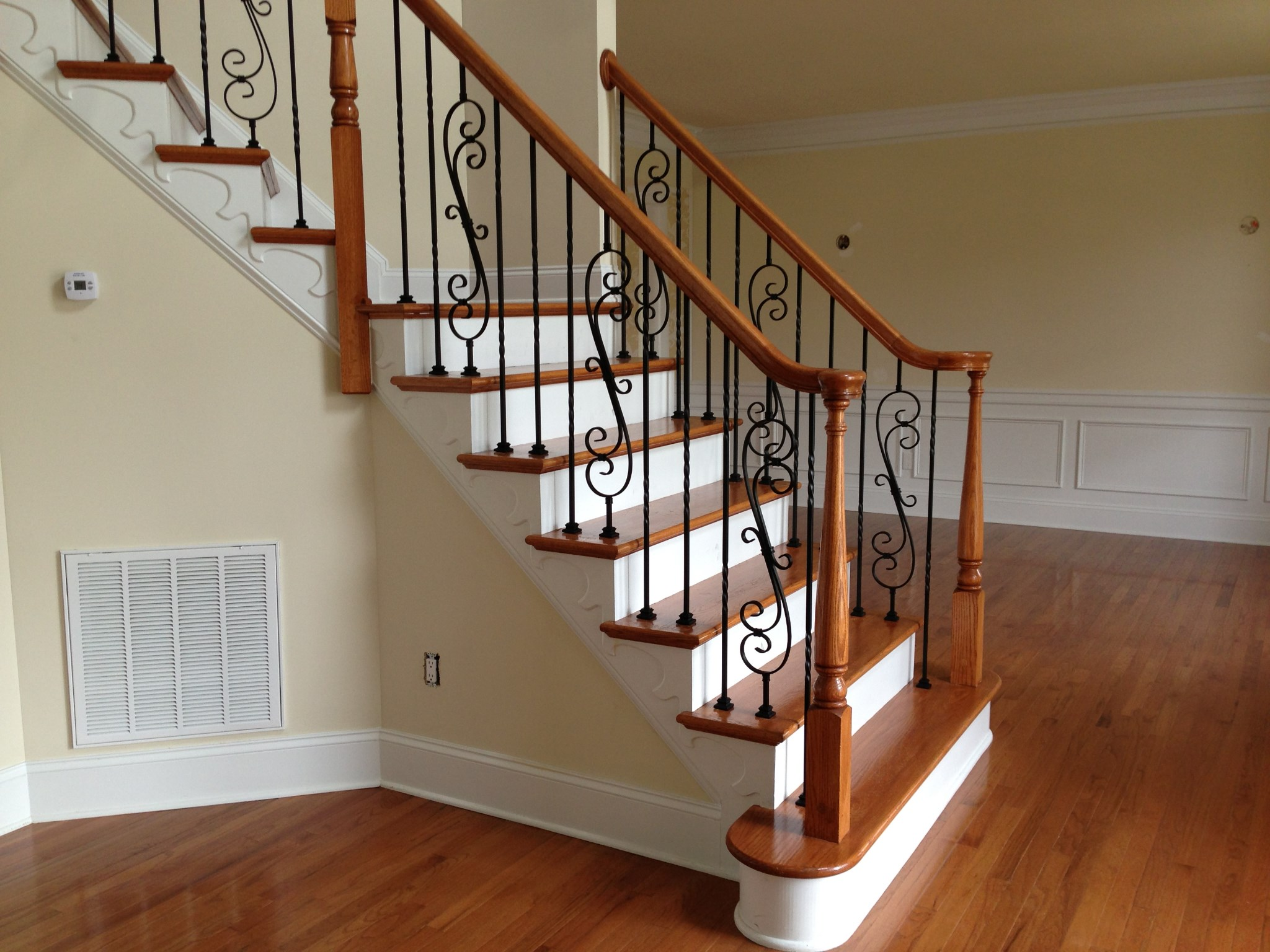 Staircase Installation Renovation North Carolina